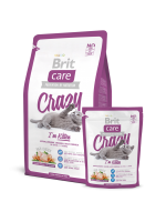 Brit Care Cat Crazzy Kitten для котят