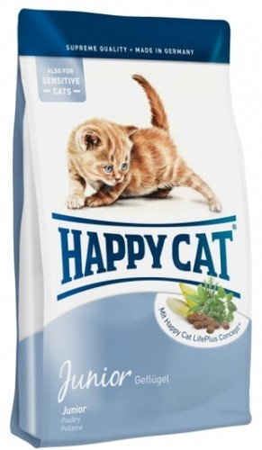 Happy Cat Supreme Fit & Well Junior, 10кг