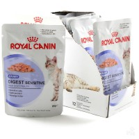 Royal Canin Digest Sensitive, 85гр*12шт