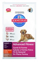 Science Plan Canine Adult Advanced Fitness Large Breed, 12 кг