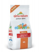 Almo Nature Holistic Adult Cat Adult Beef and Rice, 2 кг
