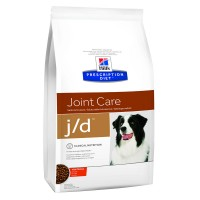 Hill's Prescription Diet J/D Mobility Canin Chicken, 12кг