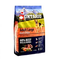 Ontario Adult Large Beef & Rise
