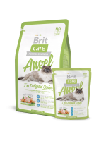 Brit Care Cat Angel Delighted Senior для пожилых кошек